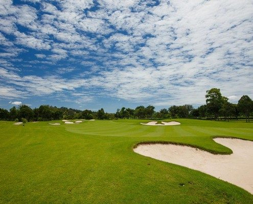 Siam Country Club - Old Course